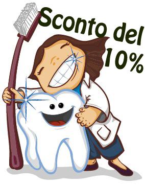 Sconto dentista torino
