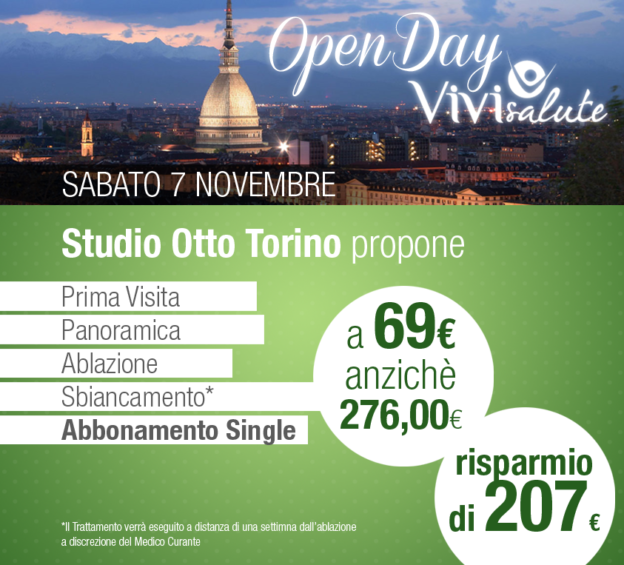 Open Day Vinovo